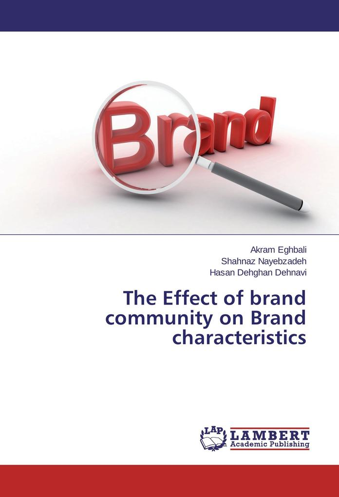The Effect of brand community on Brand characte...
