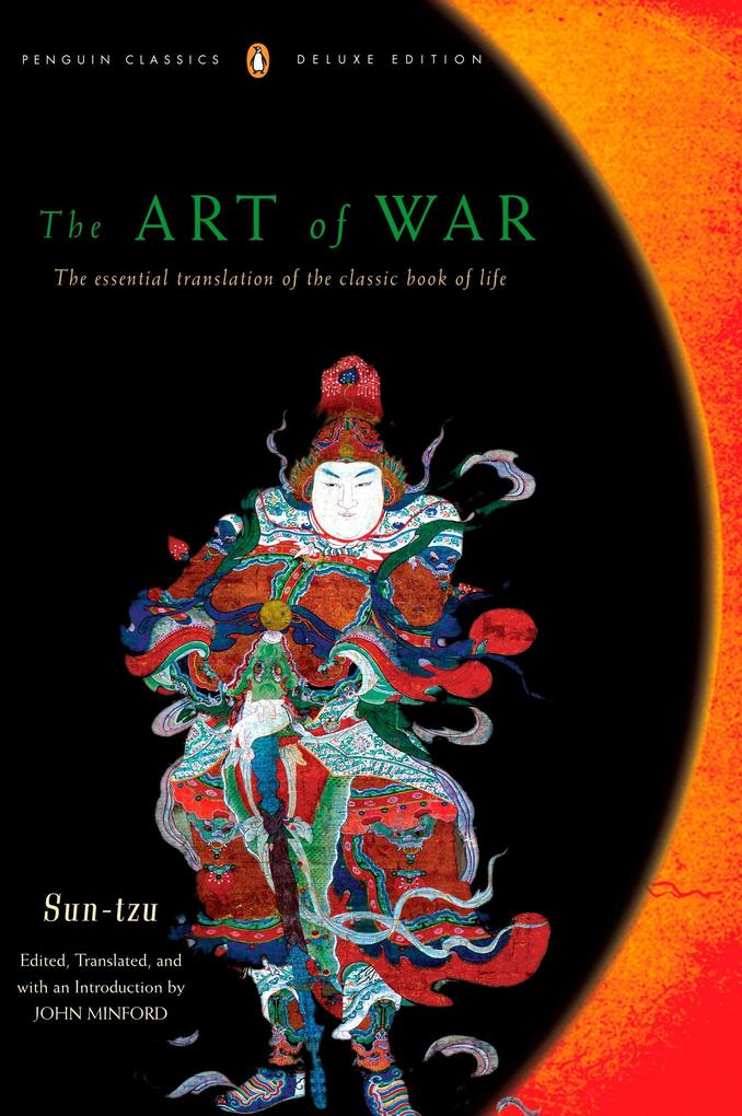 The Art of War: The Essential Translation of the Classic Book of Life (Penguin Classics Deluxe Edition) als Taschenbuch