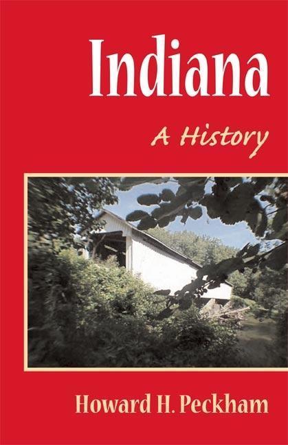 Indiana: A History als Taschenbuch