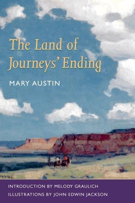 The Land of Journeys' Ending als Taschenbuch