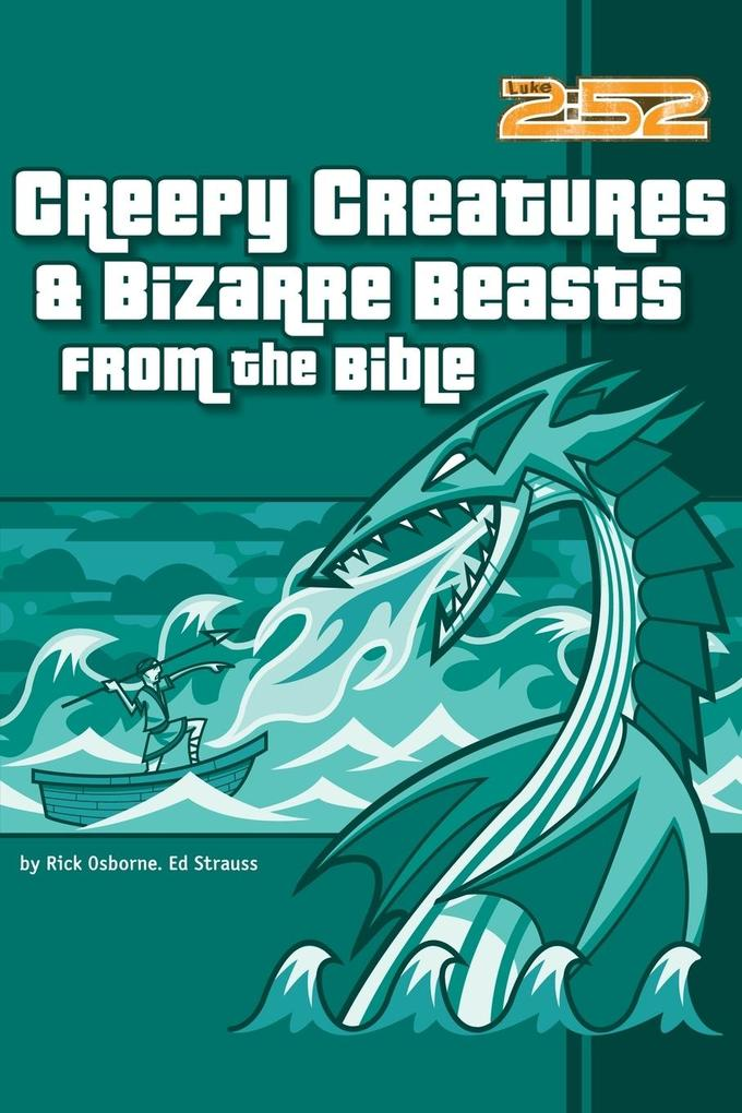 Creepy Creatures and Bizarre Beasts from the Bible als Taschenbuch