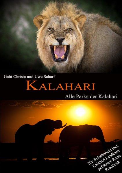 KALAHARI: Alle Parks der Kalahari als Buch (kartoniert)