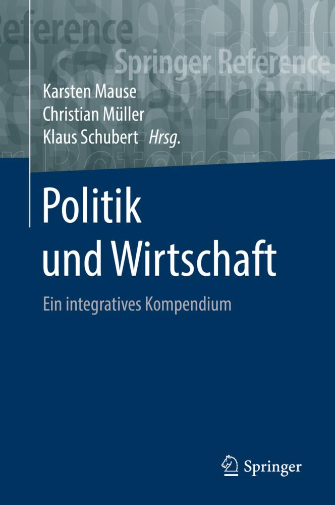 Politik und Wirtschaft als Buch von