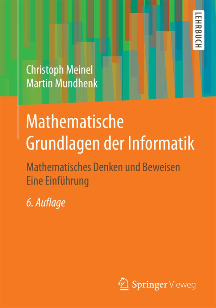 Mathematische Grundlagen der Informatik als Buc...