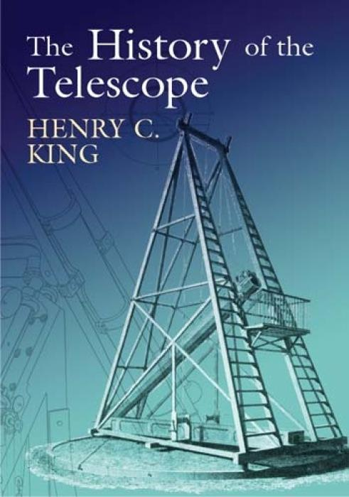 The History of the Telescope als Taschenbuch
