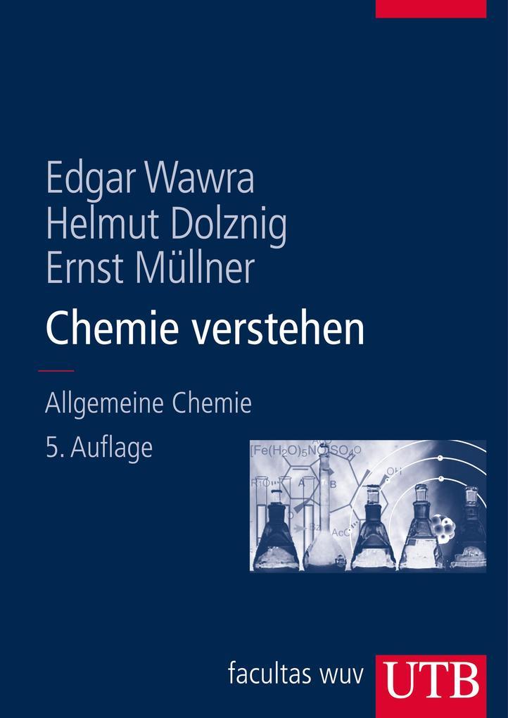Chemie verstehen als Buch