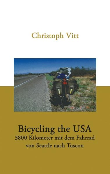 Bicycling the USA als Buch