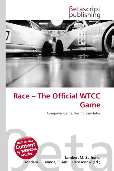 Race - The Official WTCC Game als Buch von