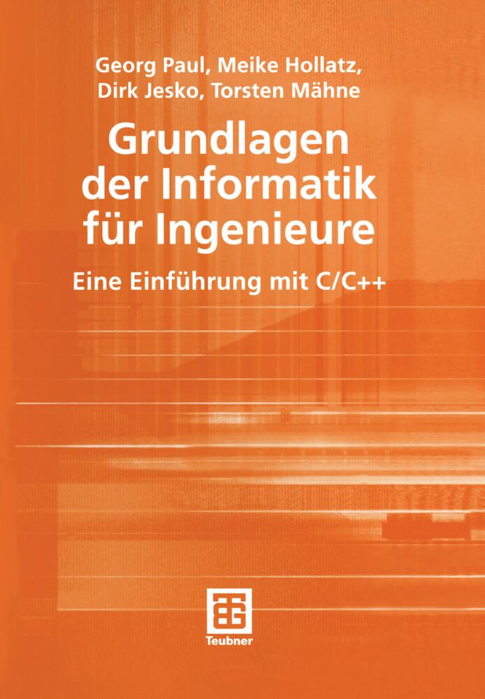 Grundlagen der Informatik für Ingenieure als Buch