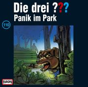 Europa - CD Die drei ??? Panik im Park, Folge 110