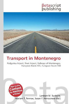 Transport in Montenegro als Buch von