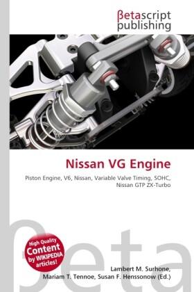 Nissan VG Engine als Buch von