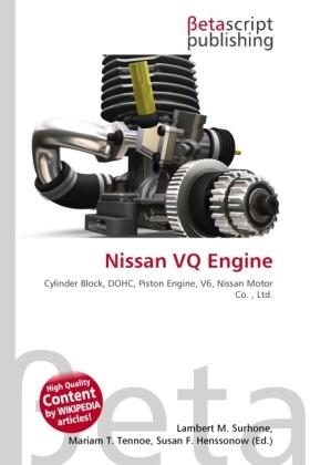 Nissan VQ Engine als Buch von