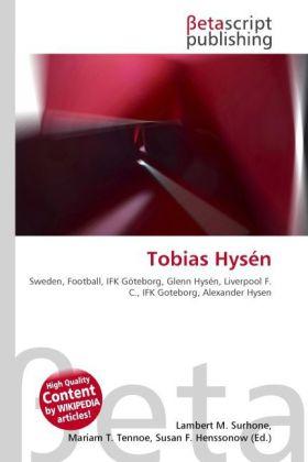 Tobias Hysén als Buch von