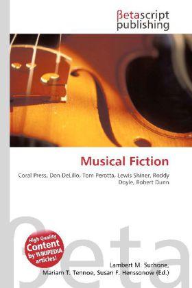 Musical Fiction als Buch von