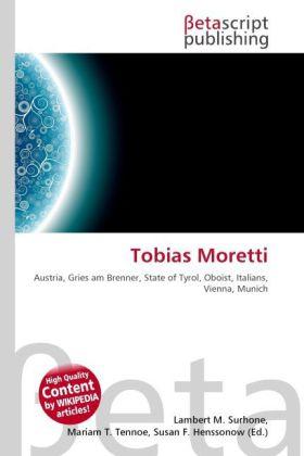 Tobias Moretti als Buch von