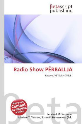 Radio Show PËRBALLJA als Buch von
