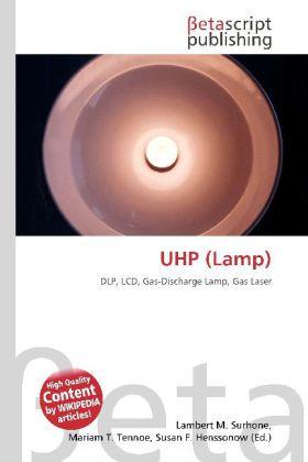 UHP (Lamp) als Buch von