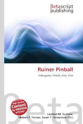 Ruiner Pinball als Buch von