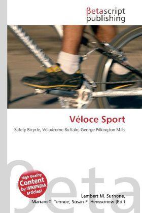 Véloce Sport als Buch von