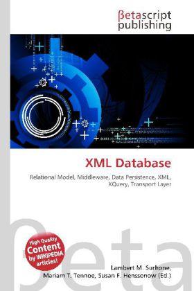 XML Database als Buch von