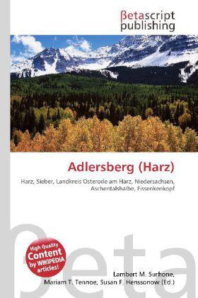 Adlersberg (Harz) als Buch von