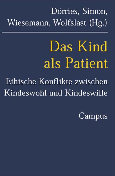 Das Kind als Patient als Buch