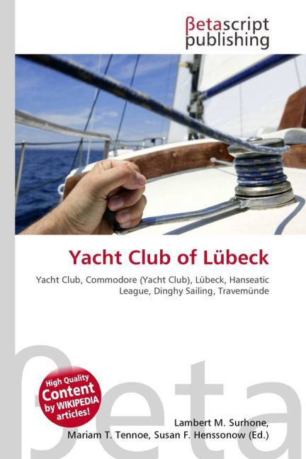 Yacht Club of Lübeck als Buch von