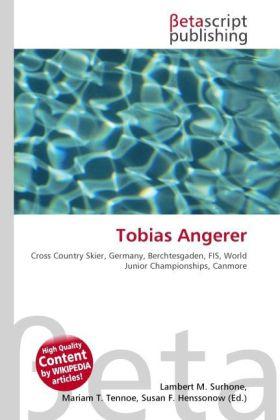 Tobias Angerer als Buch von