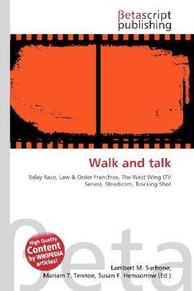 Walk and talk als Buch von