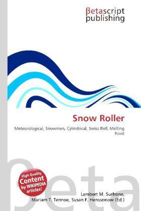 Snow Roller als Buch von