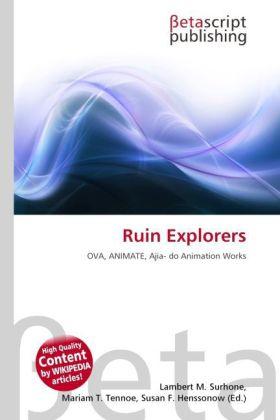 Ruin Explorers als Buch von