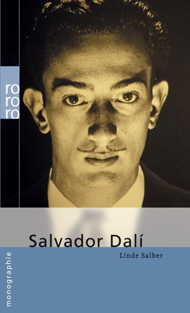 Salvador Dali als Taschenbuch