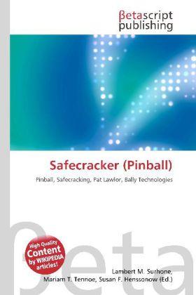 Safecracker (Pinball) als Buch von