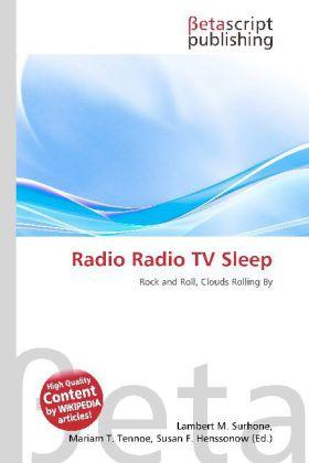 Radio Radio TV Sleep als Buch von