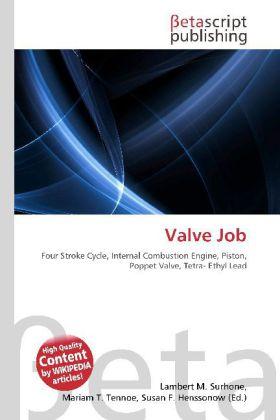 Valve Job als Buch von