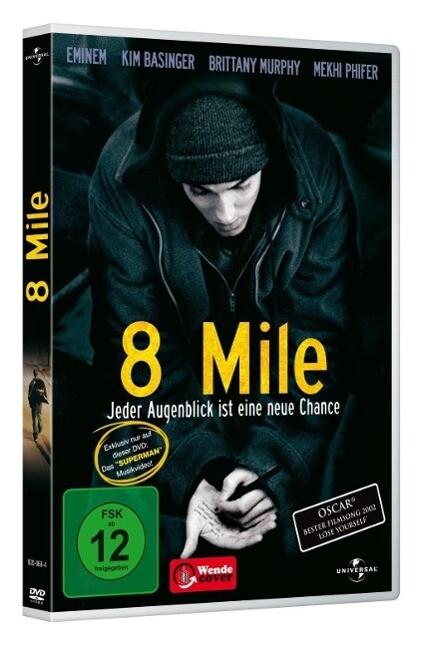 8 Mile - Jeder Augenblick ist eine neue Chance als DVD