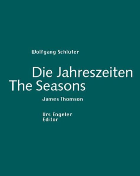 Die Jahreszeiten / The Seasons als Buch