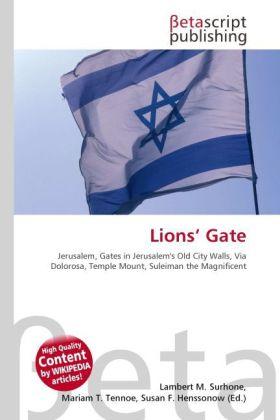 Lions´ Gate als Buch von