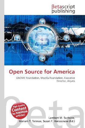 Open Source for America als Buch von