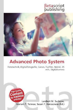 Advanced Photo System als Buch von