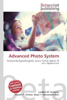 Advanced Photo System als Buch von