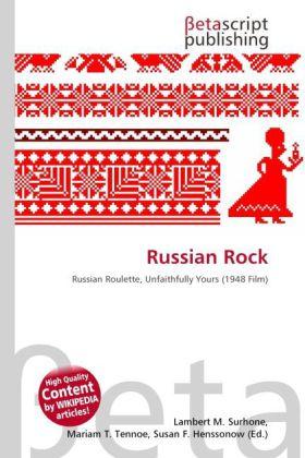 Russian Rock als Buch von