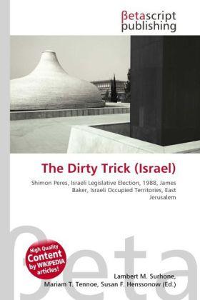 The Dirty Trick (Israel) als Buch von