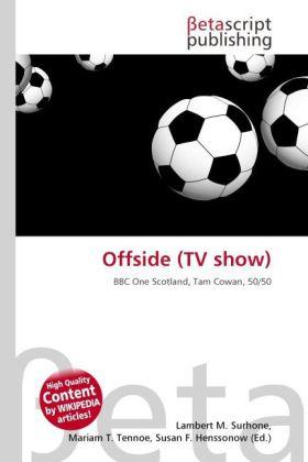 Offside (TV show) als Buch von