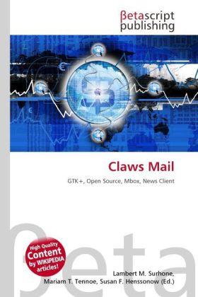 Claws Mail als Buch von