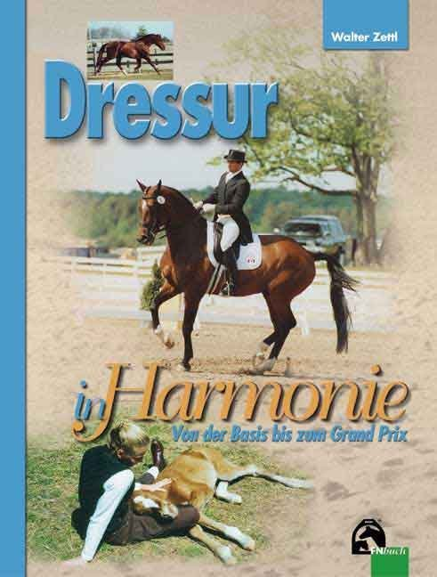 Dressur in Harmonie als Buch