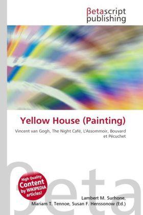 Yellow House (Painting) als Buch von