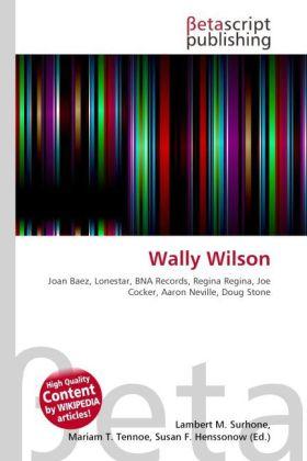 Wally Wilson als Buch von