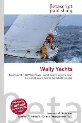 Wally Yachts als Buch von
